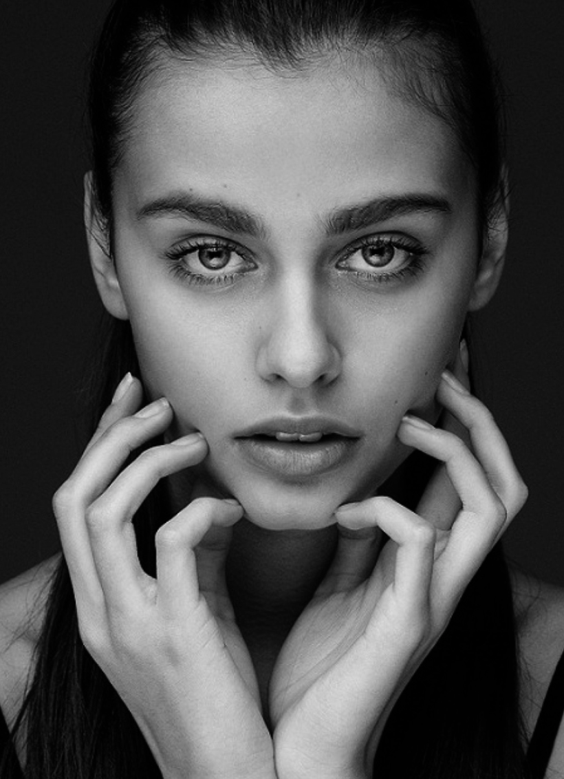 NEW FACE Sasha Miteva