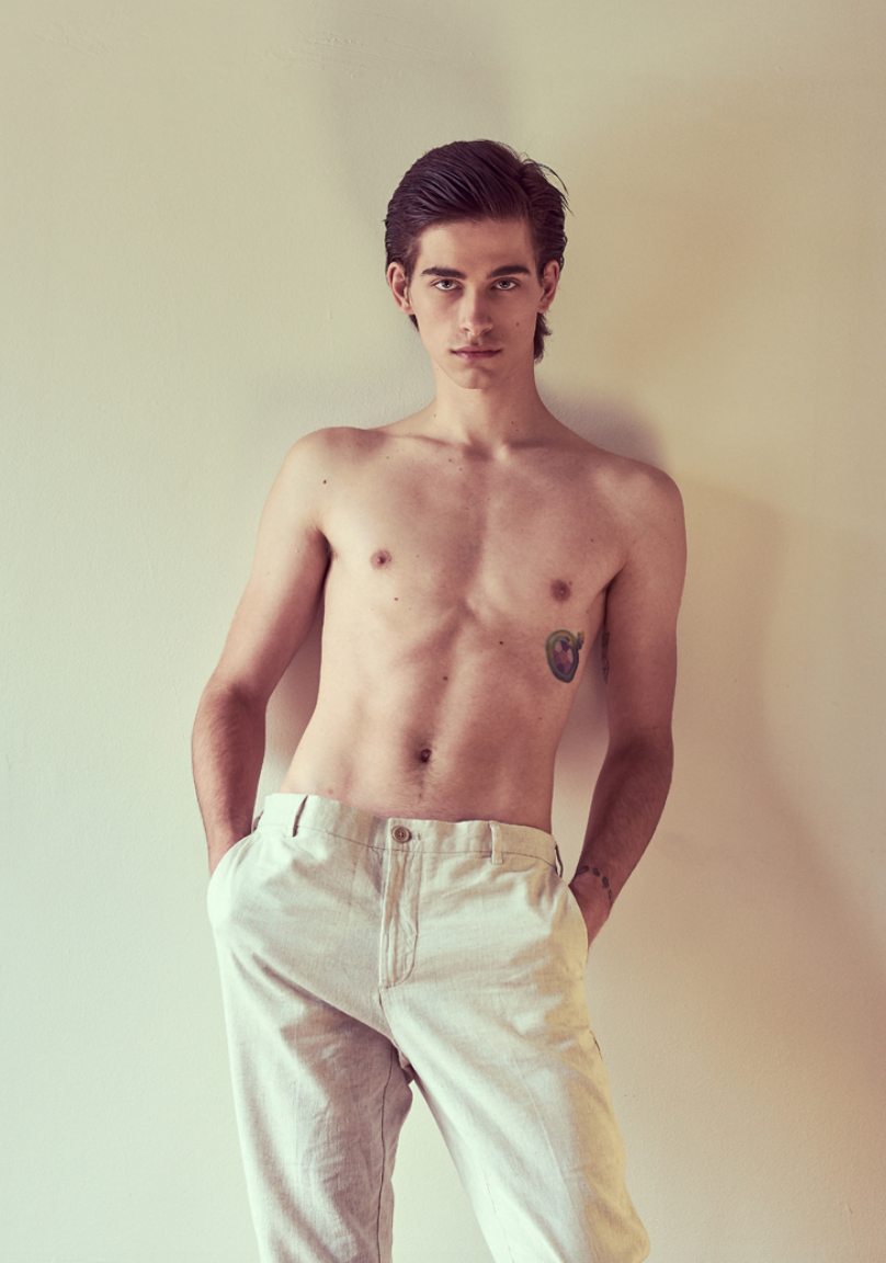 NEW FACE Martin Tsekov